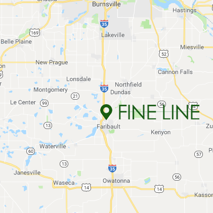 Fine Line Cabinets provides Custom Cabinetry design, fabrication, finish and installation services to a portion of Southern Minnesota.